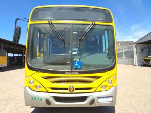 Imagem 1 de 9 de Ônibus Urbano Vw 17230, Mpolo Torino, 42l, Ar Cond, 12