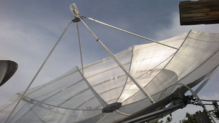 Antena Parabolica Satelital 380cm Paraclipse