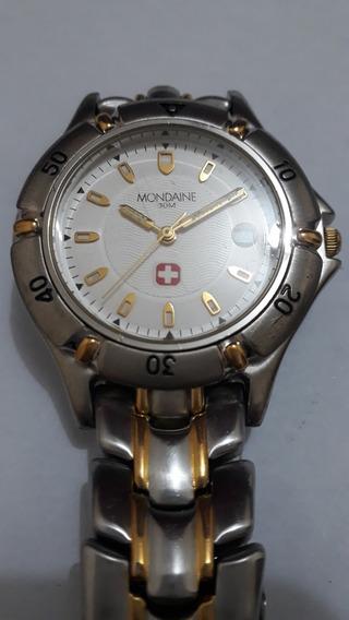Relógio Mondaine Swiss Army - D41