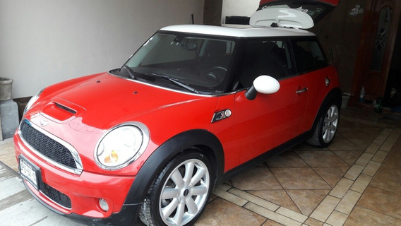 Mini Cooper S 1.6 Hot Chili At 2009