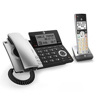 At & T Cl84107dect 6.0expandable Con Cable/teléfono Inalá
