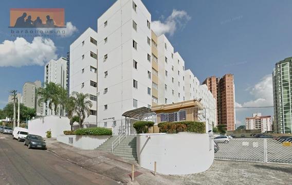 Apartamento Com 2 Dormitórios Para Alugar, 77 M² Por R$ 1.300,00/mês - Mansões Santo Antônio - Campinas/sp - Ap0329