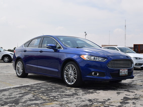 Ford Fusion 2.5 Se Luxury Plus L4 Qc Nave Mt 2013