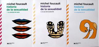 Michel Foucault - Historia De La Sexualidad 1 2 Y 3 - Nuevos