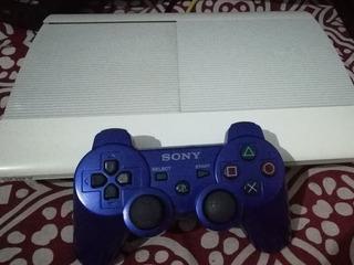 Playstation 3 Blanca 250 Gb, Control + Juego Condemned 2