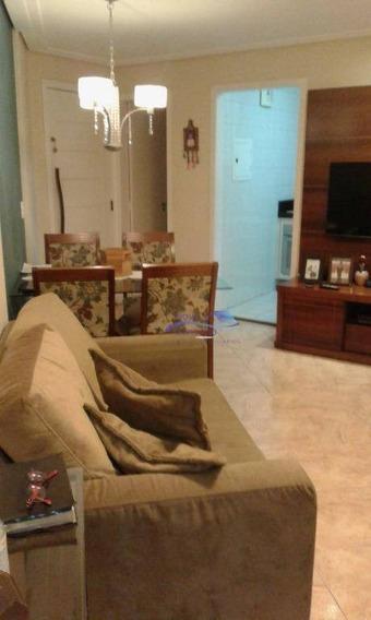 Apartamento Com 3 Dormitórios À Venda, 66 M² Por R$ 265.000,00 - Vila Formosa - São Paulo/sp - Ap0126