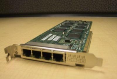 Placa Sun De Rede Pci Quad Giga Fast Ethernet-pn. 501-6522