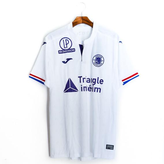 Camisas Masculinas Futebol Toulouse Fc 2018/19 Joma Away