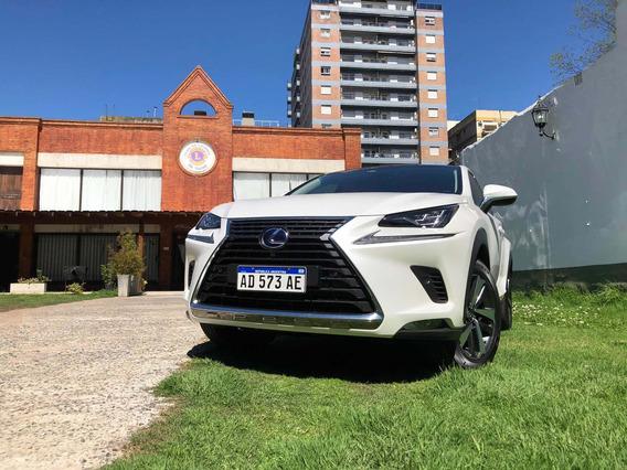 Lexus Nx 300h Luxury 2019