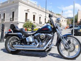 Harley Softail Springer Fxstsi 2004