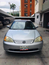 Honda Civic Ex Full Equipo