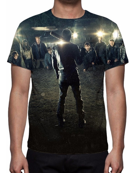Camisa, Série The Walking Dead 7ª Temporada