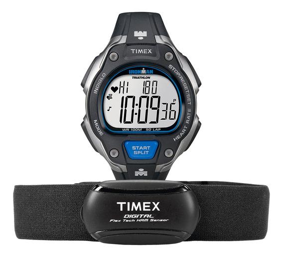 Reloj Timex Hombre Negro T5k718