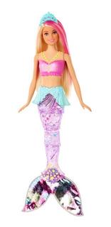 Muñeca Sirena Brillante Barbie Dreamtopia