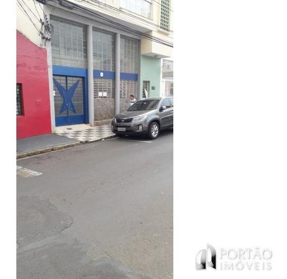 Sala Comercial Para Locação - Centro, Bauru-sp - 4678