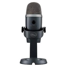 Microfone Blue Yeti Nano Condensador Usb