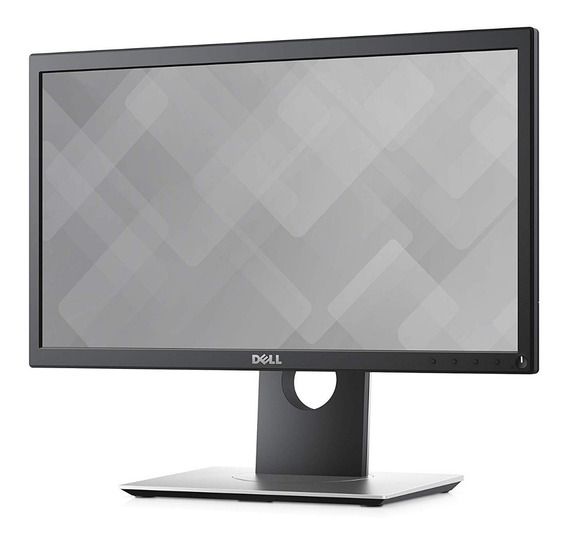 Monitor Dell Professional Led Hd 19.5 Widescreen P2018h