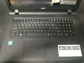 Carcaça Completa Notebook Acer Es1-732 / Aspire Es 17