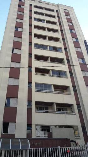 Apartamento À Venda, 65 M² Por R$ 330.000,00 - Assunção - São Bernardo Do Campo/sp - Ap1196