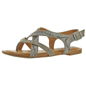 No Clasificado Uniti Gamuza Sandalia Zapato