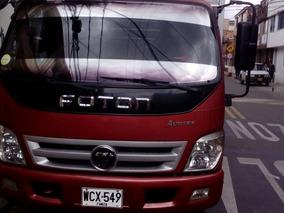 Camion Foton 5,0 Ton 80.000 Km Perfecto Estado
