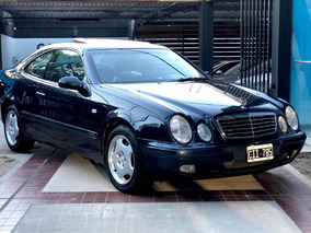 Mercedes-benz Clk 3.2 Clk320 Elegance Plus At Coupé 1998