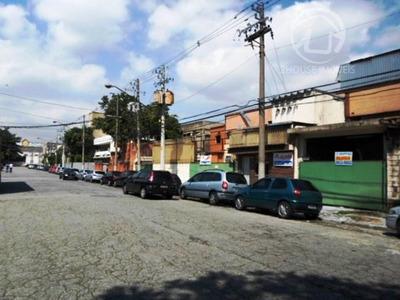 Galpão Industrial Para Venda E Locação, Água Branca, São Paulo - Ga0053