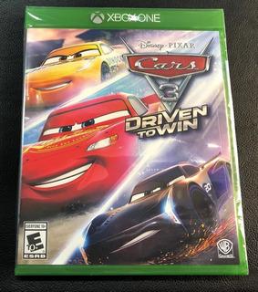 Cars 3 Driven To Win Xbox One ( Sellado ) Envíos Grátis