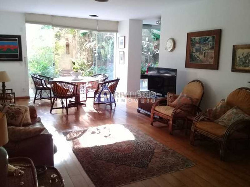 Apartamento À Venda, 3 Quartos, 1 Suíte, 1 Vaga, Leblon - Rio De Janeiro/rj - 6711
