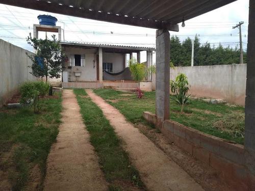 Imagem 1 de 14 de Casa Ibiuna Terreno De 200 Mts Murada Área Rural,  Ligue Já