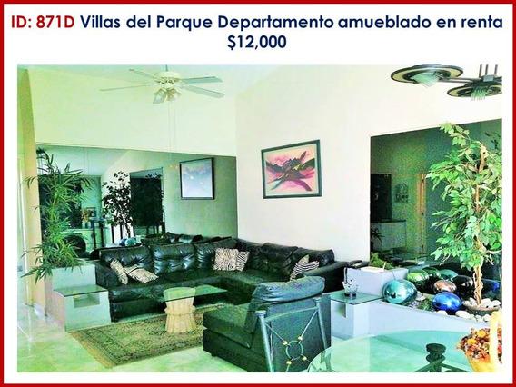 Villas Del Parque Departamento Amueblado En Renta