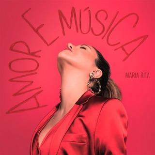 Cd Maria Rita - Amor E Musica