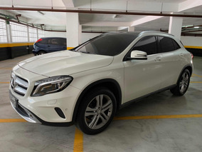 Mercedes-benz Classe Gla 1.6 Enduro Turbo Flex 5p 2016