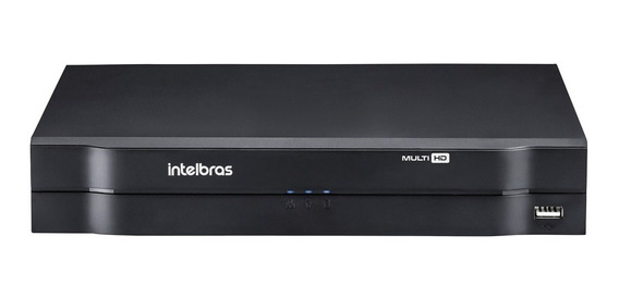 Dvr Intelbras Mhdx 1104 Gravador Digital De Vídeo 4 Canais