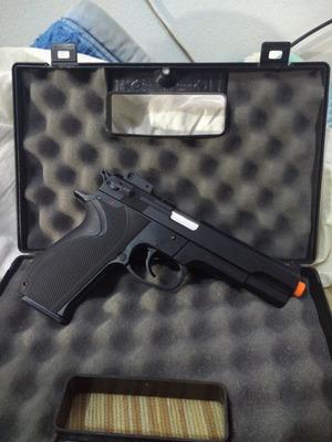 Pistola Airsoft Metal