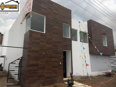 Casa En Venta, Oaxtepec Occ-237