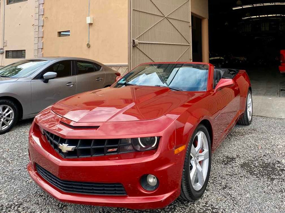 Chevrolet Camaro 2012 Ss Convertible V8 At