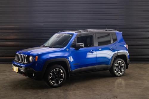 Imagem 1 de 11 de 2018 Jeep Renegade Trailhawk Diesel