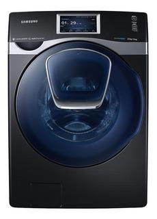Lavasecadora Samsung Frontal 22kg Black Nuevas