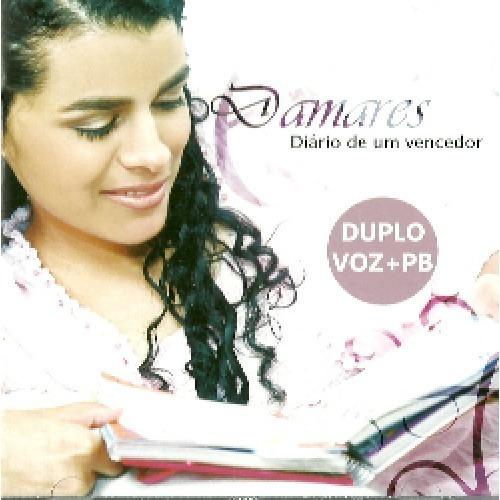 Damares - Cd Diário De Um Vencedor + Playback