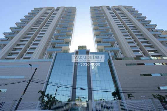 Apartamento Residencial À Venda, Cocó, Fortaleza. - Ap1267