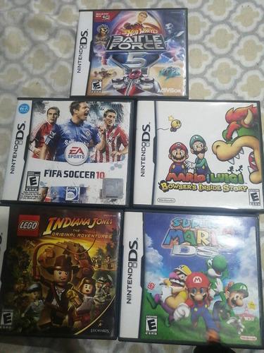 Jugos Nintendo Ds