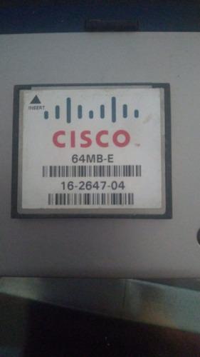 Cartão De Memoria Compact Flash 64mb Cisco