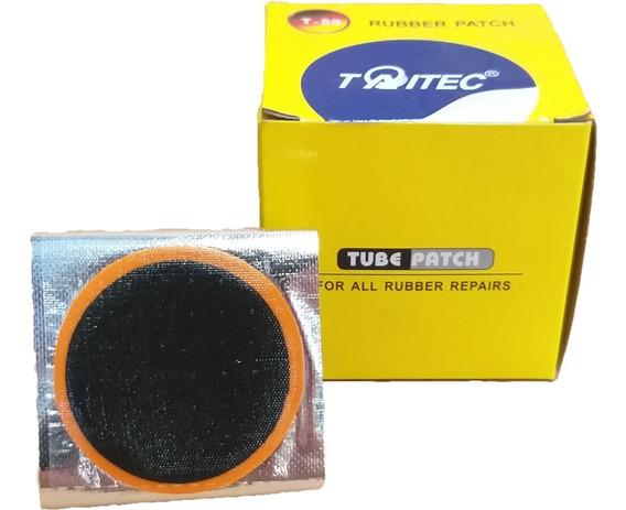 Parche P. Caucho 50mm #2 Taitec (40 Pza) R-04