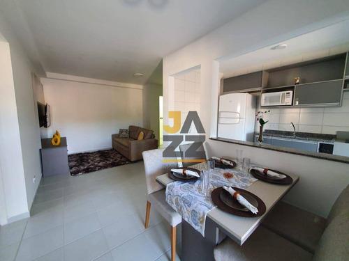 Imagem 1 de 17 de Apartamento Com 2 Dormitórios À Venda, 68 M² Por R$ 454.000,00 - Vila Thais - Atibaia/sp - Ap7572