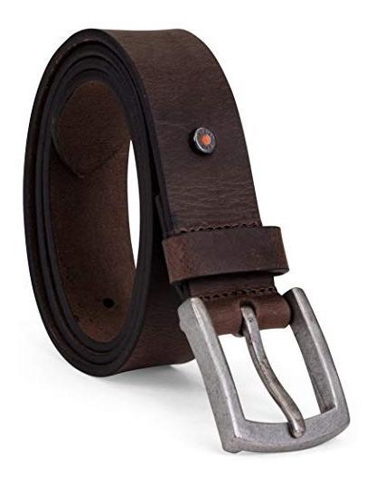 Timberland Pro - Cinturón De Piel Para Hombre (40 Mm)