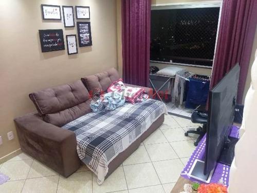 Apartamento À Venda No Bairro Santa Terezinha Em São Bernardo Com 2 Dormitórios - 6852