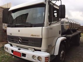 Mercedes-bens 1719 4x2 Ano 2014/2014 Tanque 10.000 Litros