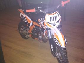 Moto Motocross Infantil