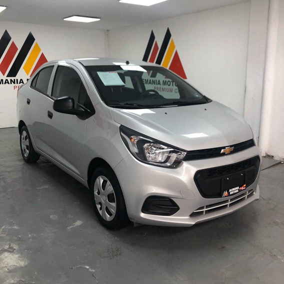 Chevrolet Beat 2018 4p Nb Lt L4/1.2 Man